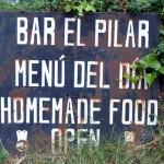 Bar El Mirador - El Chorro