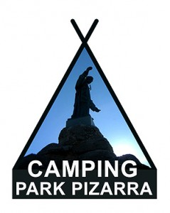 Camping park Pizarra, close to the caminito del Rey , Andalucia Spain