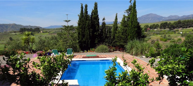 Rural 3 Bedroom Apartment in Andalucia (Alora/Pizarra)