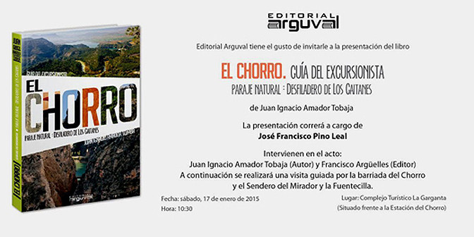 El Chorro Guide Book