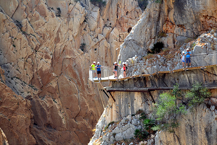 Some thoughts about the Caminito del Rey