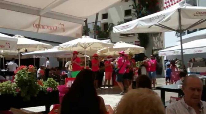 Feria de Malaga 2014, El Pimpi