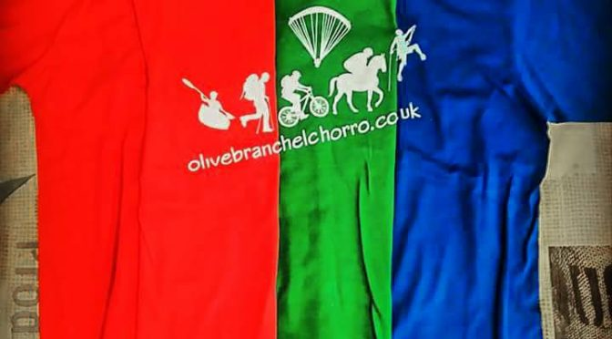 The OB 2nd Edition T-Shirts are on sale here at The Olive Branch……depicting …