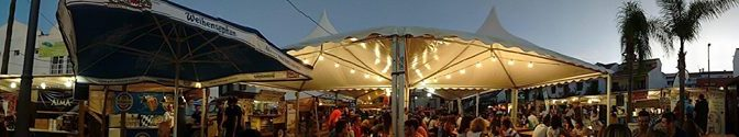 Fabulous Beer Festival in our local village.  In three weeks time the Ruta de Ta…