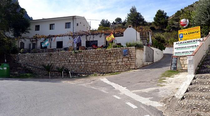 Bar la Ermita - El Chorro