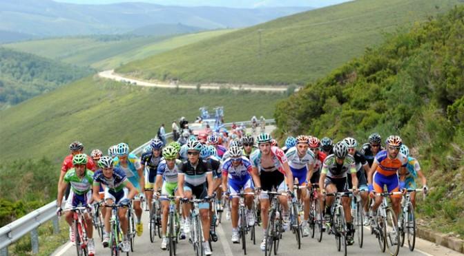 Vuelta de España 2015 comes to El caminito del Rey
