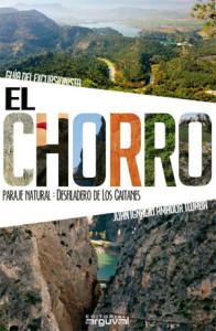 El Chorro guide book in Spanish
