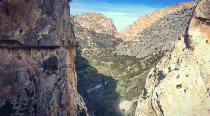 Caminito del Rey Guided Tours in English With Marbella Escapes